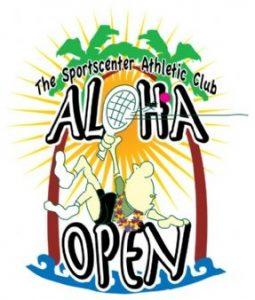 Aloha Open 2016 logo