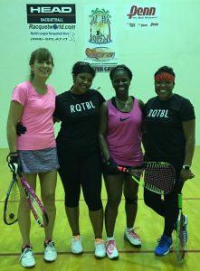 Aloha Open Ladies Finalists