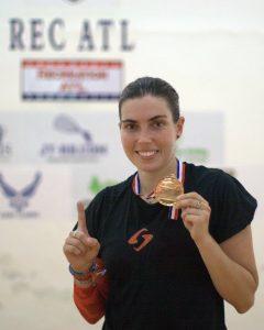 Frederique Lambert - Pro Winner