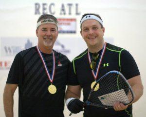 Bryan Titus & Jeremy Best - Open Doubles Winner