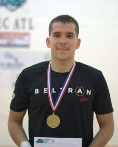 Sebastian Franco - Open Winner